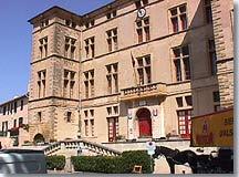 Eguilles, mairie