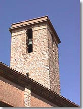 Eguilles bell tower