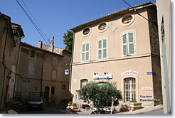 Eyguières, tourist office
