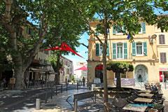 Istres, place de la Mairie
