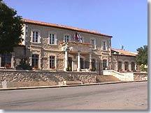 Lançon de Provence, mairie