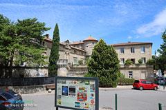 La Roque d'Anthéron, château de Florans