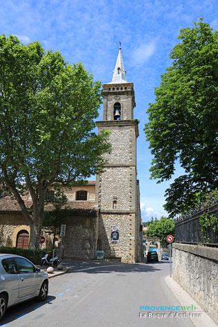 La Roque d'Anthéron, église