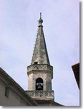 Maillane - Bell tower