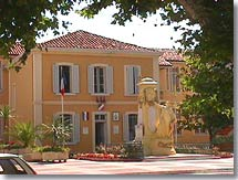 Marignane - City hall