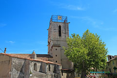 Marignane, clocher