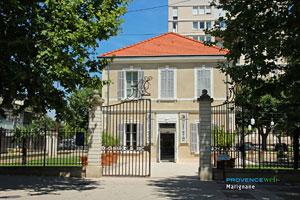Marignane, musée Raimu