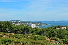 Martigues, ville au bord de la mer