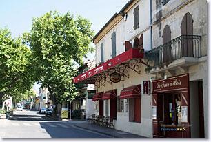 La Place Maussane Les Alpilles Restaurant