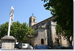 Maussane les Alpilles - Church