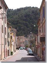 Meyrargues, rue
