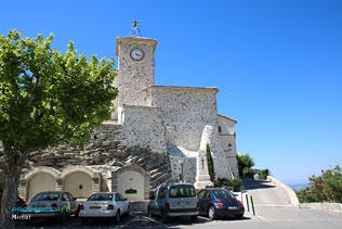 Mimet, église