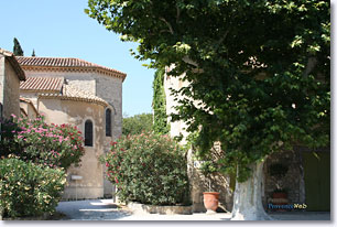 Paradou, chapelle