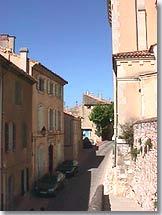 Les Pennes Mirabeau, rue