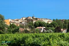 Peynier, le village