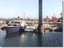Port de Bouc, navettes