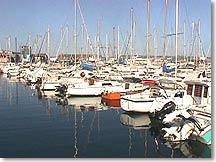 Port de Bouc, port de plaisance