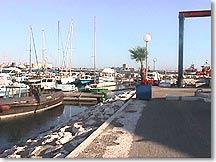 Port de Bouc, quai