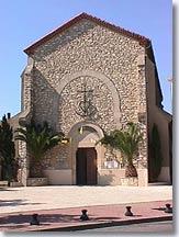 Port Saint Louis du Rhône, église