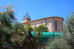 Puyloubier, chapelle