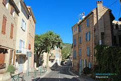 Roquevaire, rue
