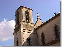 Rousset Church