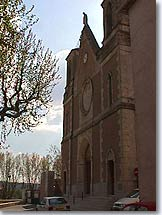 Rousset - Church