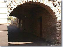 Rousset Vaulted passage