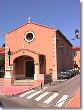 Sausset les Pins - Church
