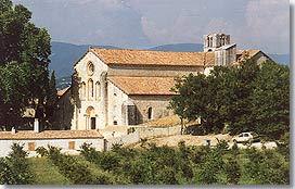 Abbaye de Silvacane, La Roque d'Anthéron