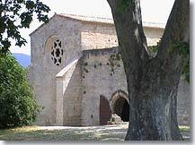 La Roque d'Anthéron, abbaye de Silvacane