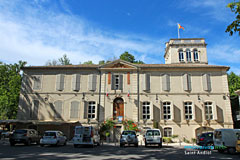 Saint Andiol, château