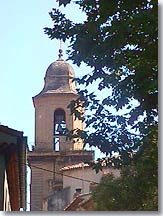 Saint-Chamas bell tower