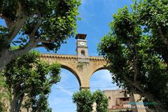 Saint Chamas, aqueduc