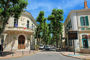 Saint Chamas, mairie