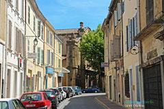 Saint Chamas, rue