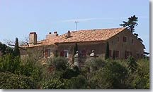 Saint Antonin sur Bayon, maison