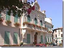 Saint Cannat, mairie