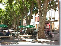Saint Cannat square