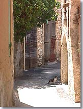Saint Cannat, rue