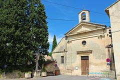 Saint Etienne du Grès, chapelle