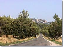 Saint Marc Jaumegarde - Sainte Victoire mountain