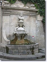 Saint Remy de Provence - Fountain