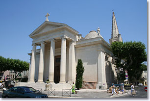 Saint Remy de Provence - Church