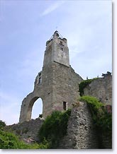 Chateauneuf de Mazenc, bell tower