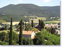 La Laupie, the village