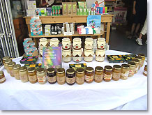 Montelimar, local products