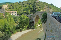 Nyons, Eygues Romanesque bridge
