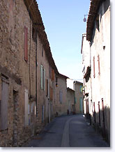 Pierrelongue, street