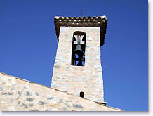 Rochebrune, belltower